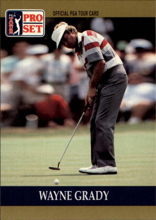 1990 Pro Set #48 Wayne Grady RC
