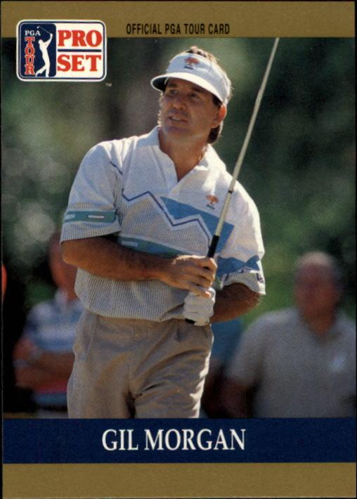 1990 Pro Set #51 Gil Morgan