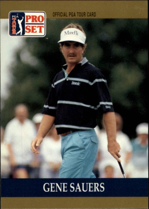 1990 Pro Set #52 Gene Sauers RC