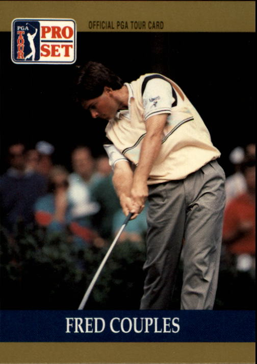 1990 Pro Set #53 Fred Couples