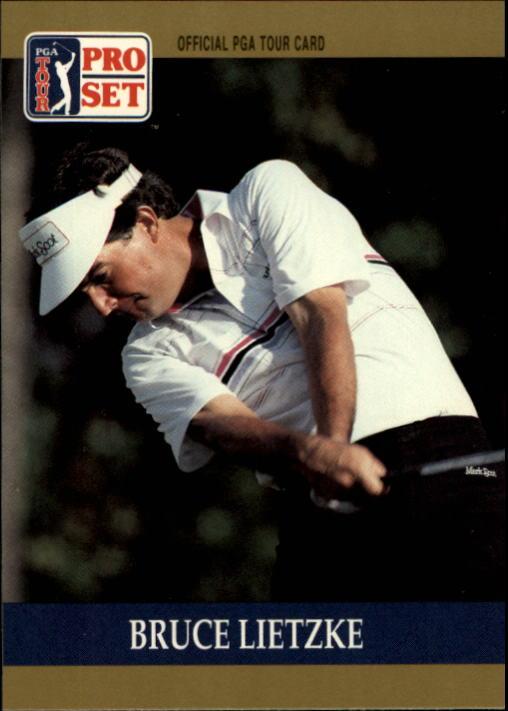 1990 Pro Set #65 Bruce Lietzke