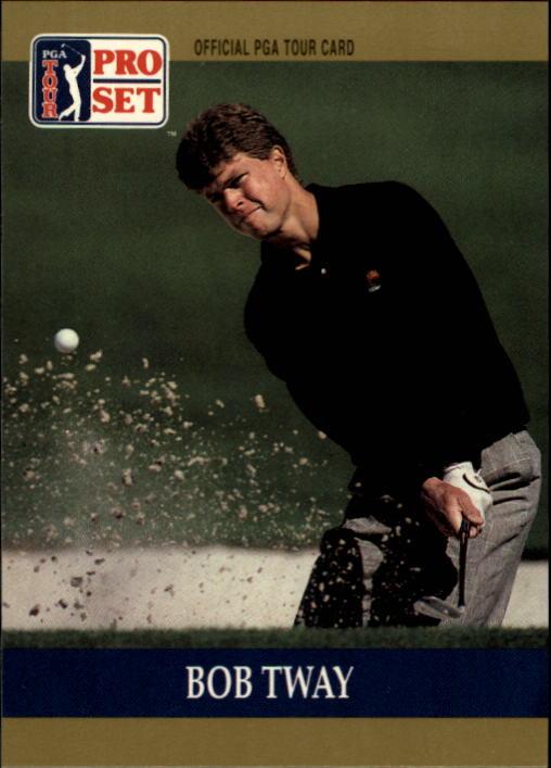 1990 Pro Set #67 Bob Tway RC