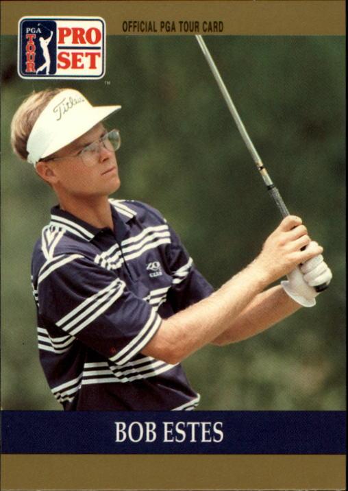 1990 Pro Set #68 Bob Estes RC