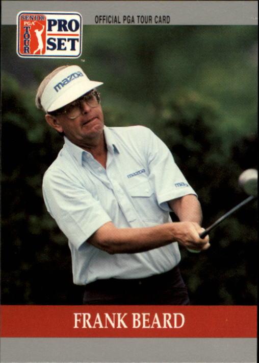 1990 Pro Set #77 Frank Beard RC