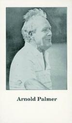 1991 Media Materials Inc. Arnold Palmer #NNO Arnold Palmer