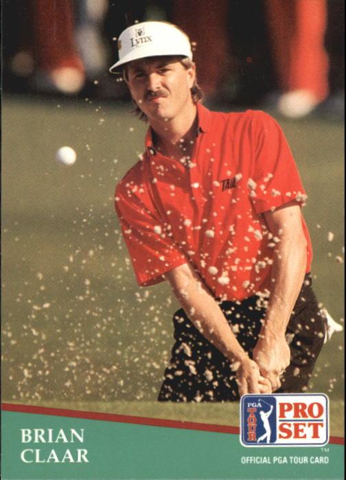 1991 Pro Set #5 Brian Claar RC