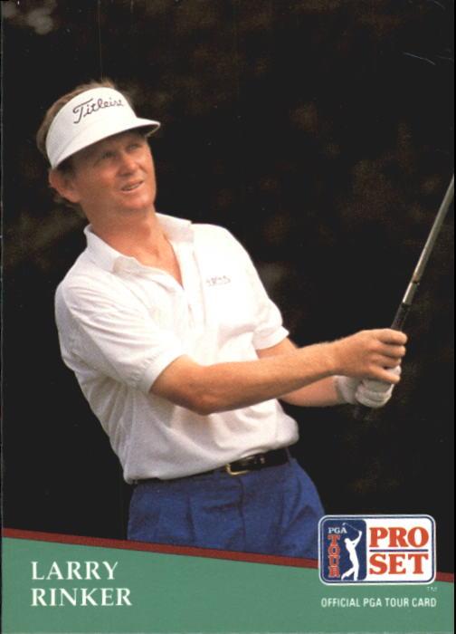 1991 Pro Set #6 Larry Rinker RC