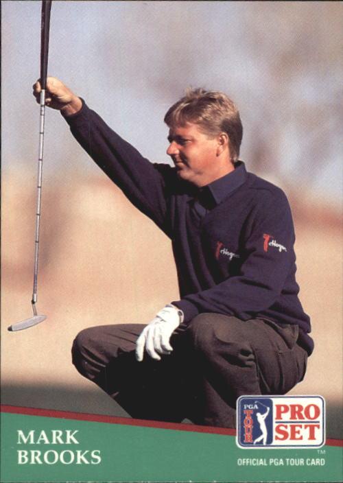 1991 Pro Set #11 Mark Brooks