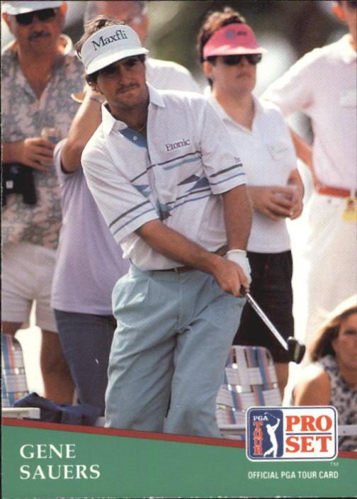 1991 Pro Set #13 Gene Sauers