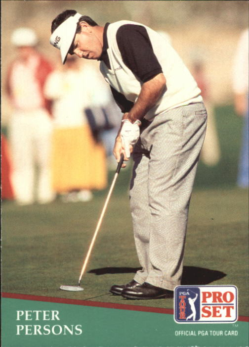 1991 Pro Set #22 Peter Persons