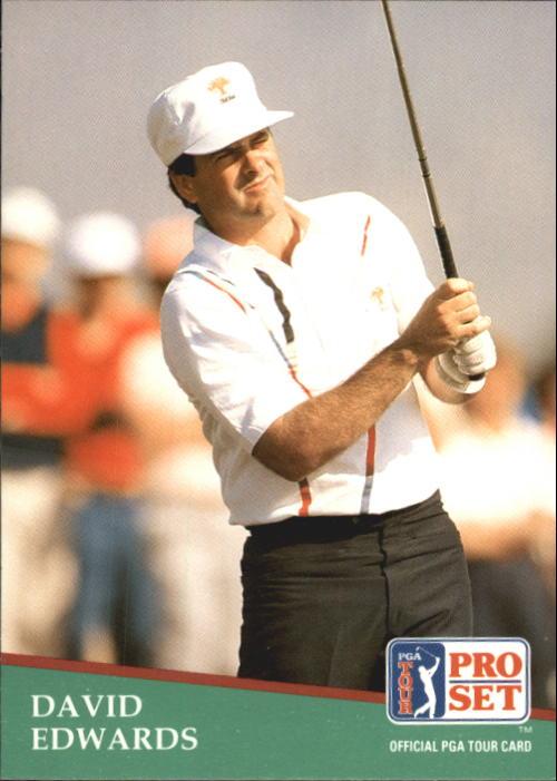 1991 Pro Set #24 David Edwards RC