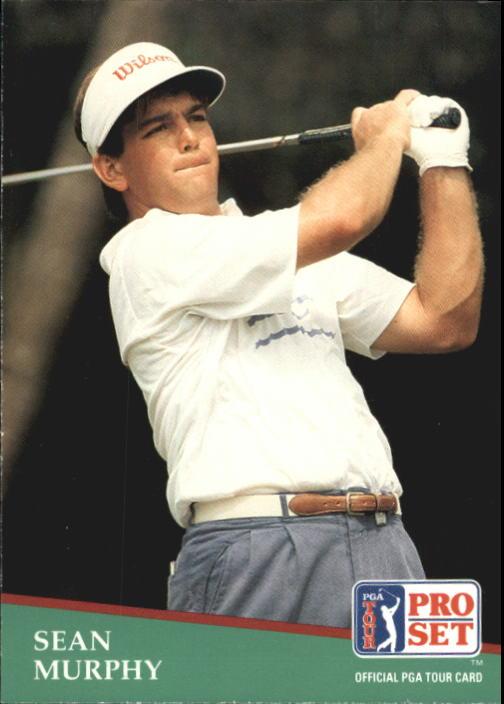 1991 Pro Set #25 Sean Murphy RC