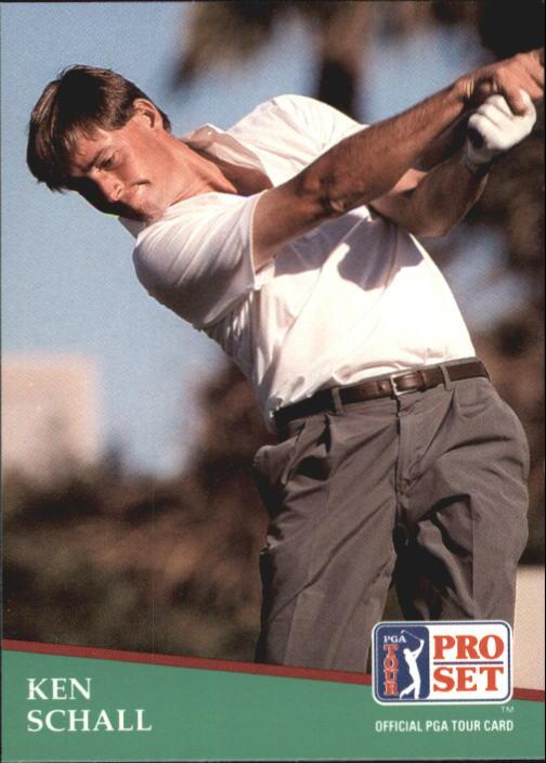 1991 Pro Set #32 Ken Schall RC