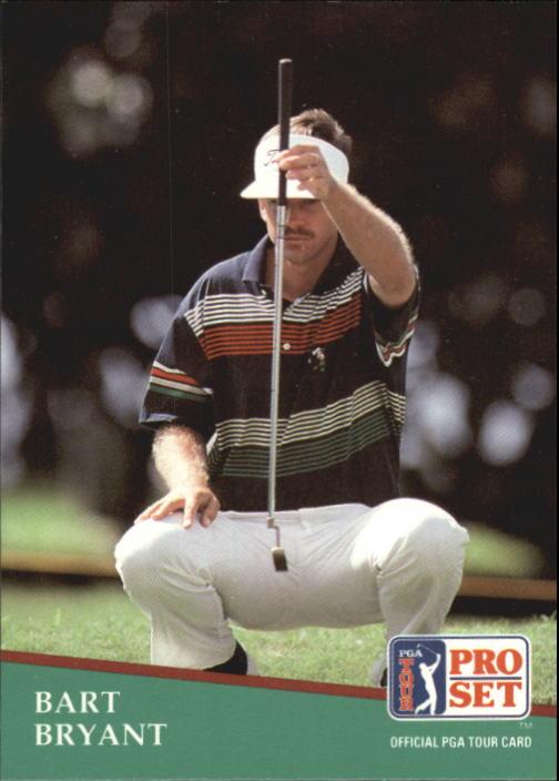 1991 Pro Set #60 Bart Bryant RC