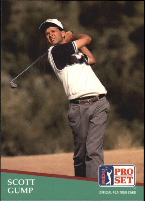 1991 Pro Set #67 Scott Gump RC