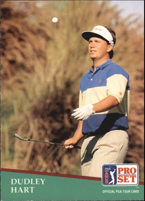 1991 Pro Set #68 Dudley Hart RC