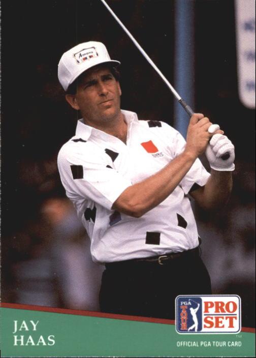 1991 Pro Set #70 Jay Haas
