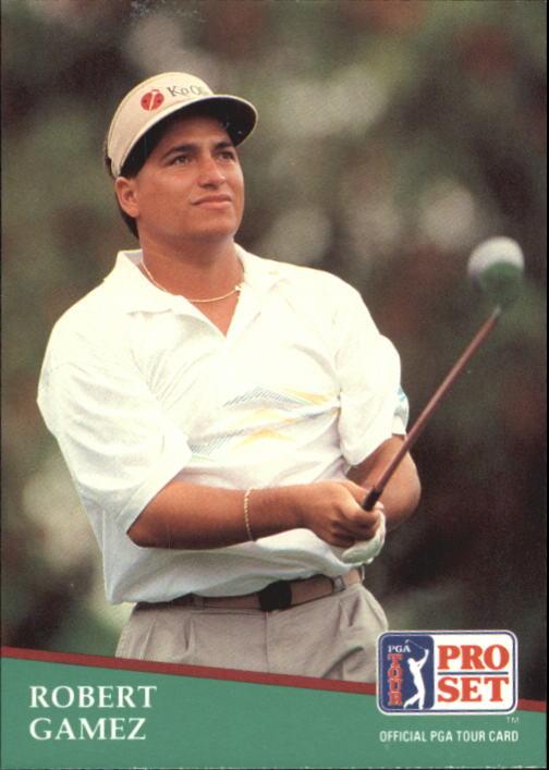 1991 Pro Set #79 Robert Gamez