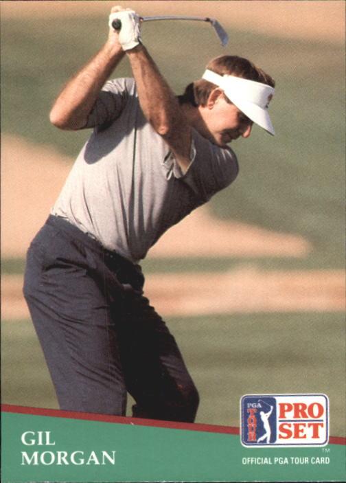 1991 Pro Set #80 Gil Morgan