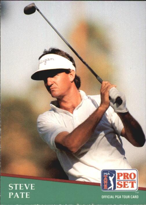 1991 Pro Set #84 Steve Pate RC