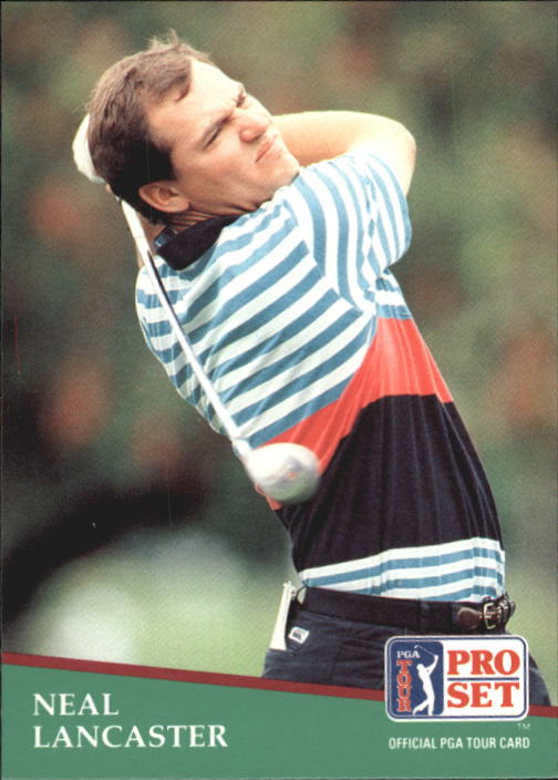 1991 Pro Set #85 Neal Lancaster RC