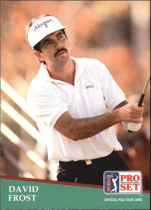 1991 Pro Set #88 David Frost