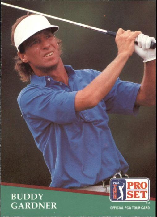 1991 Pro Set #94 Buddy Gardner RC