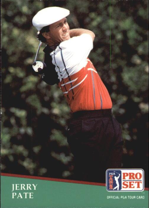 1991 Pro Set #100 Jerry Pate