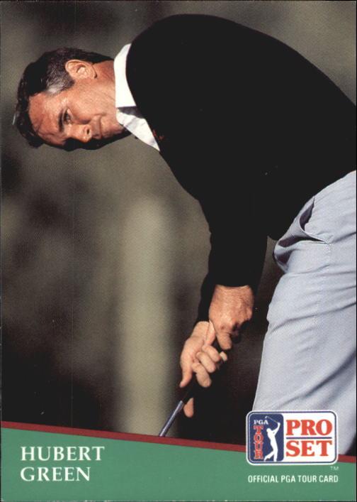1991 Pro Set #101 Hubert Green