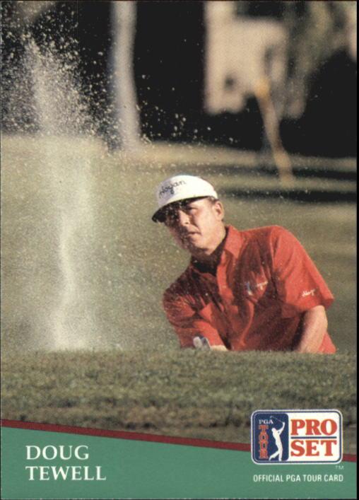 1991 Pro Set #107 Doug Tewell