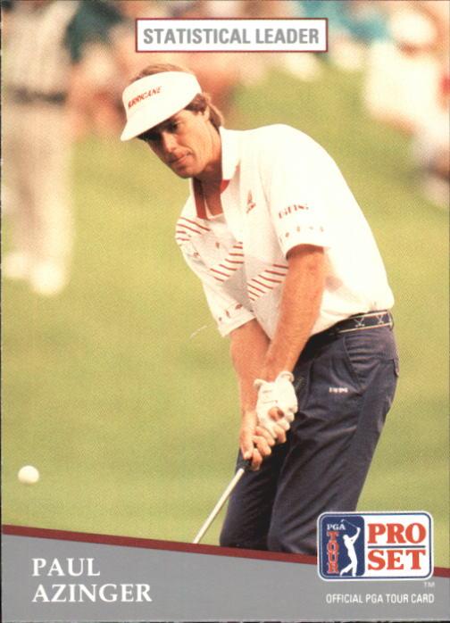 1991 Pro Set #272 Paul Azinger SL