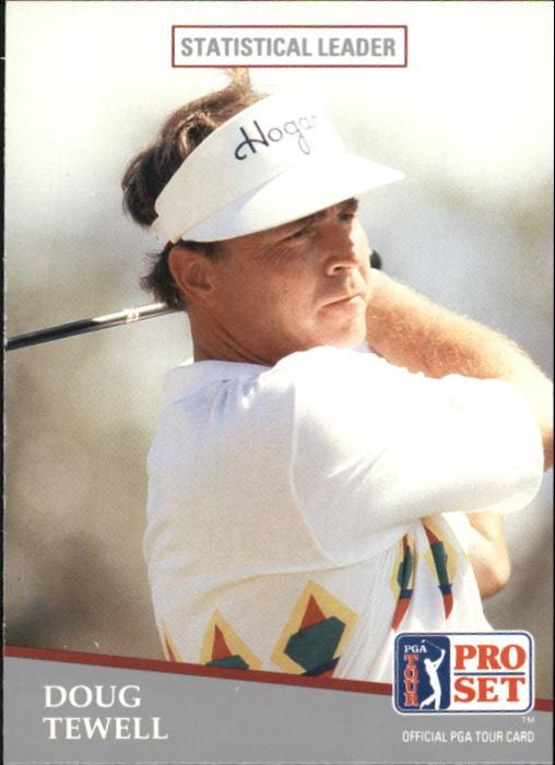 1991 Pro Set #273 Doug Tewell SL