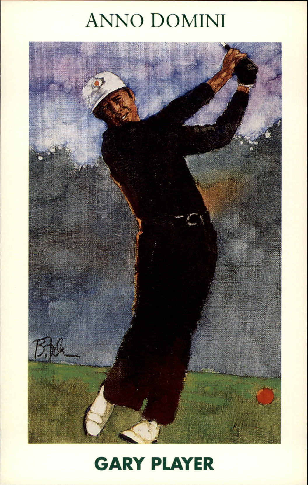 1992 Mueller Enterprises Inc Golf's Greatest #18 Gary Player