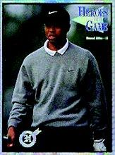 1997 Heroes of the Game Diamond #NNO Tiger Woods