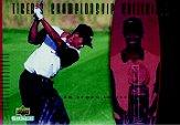2001 Upper Deck Tiger's Championship Collection #TCC1 T.Woods 96 LV Invitational
