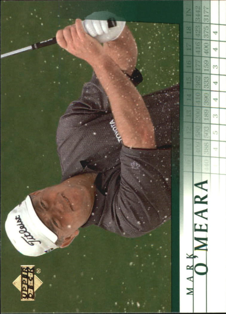 2001 Upper Deck #10 Mark O'Meara