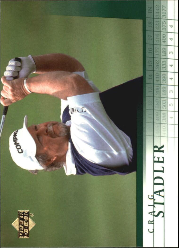 2001 Upper Deck #12 Craig Stadler