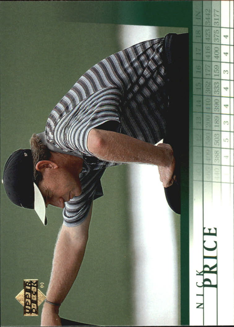 2001 Upper Deck #23 Nick Price