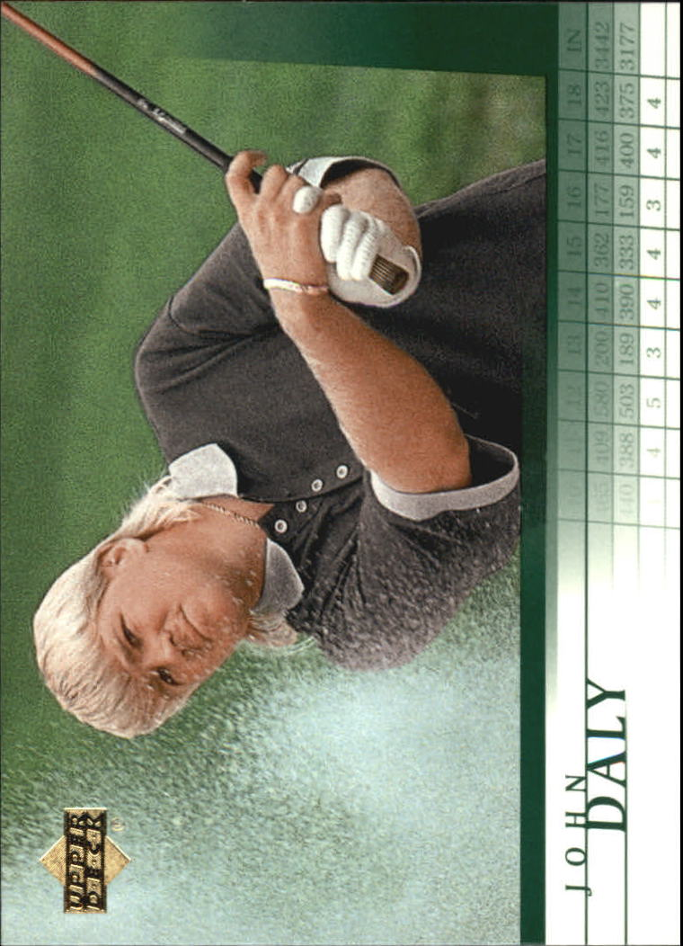 2001 Upper Deck #27 John Daly