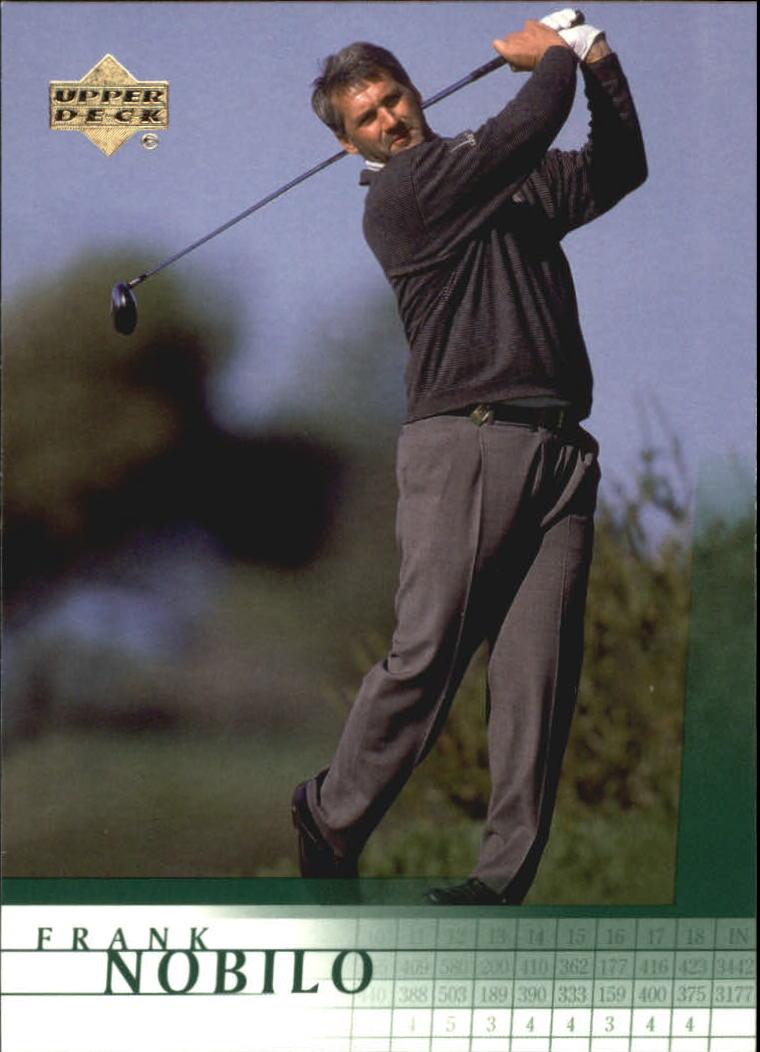 2001 Upper Deck #36 Frank Nobilo RC