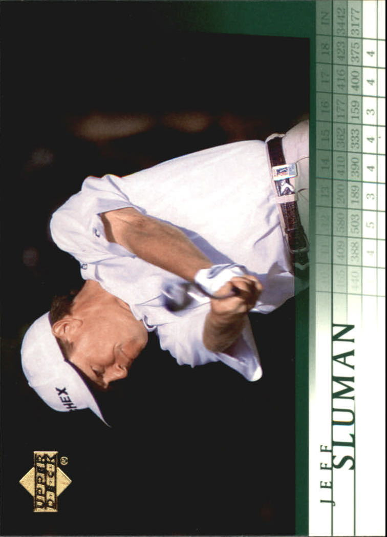2001 Upper Deck #49 Jeff Sluman