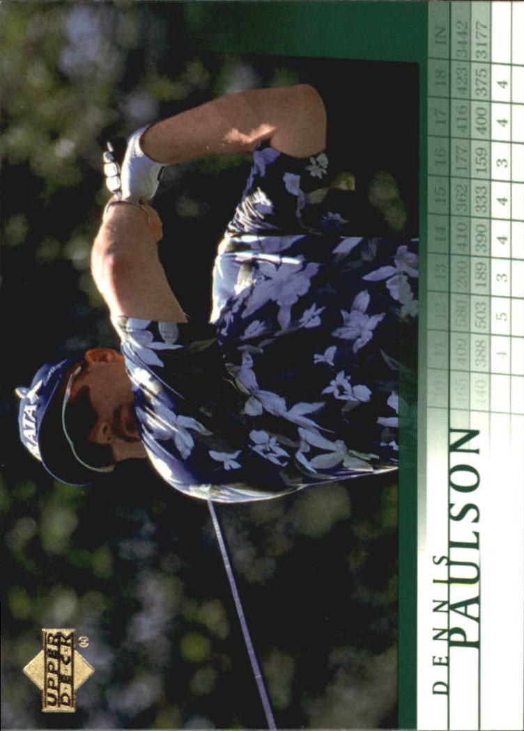 2001 Upper Deck #50 Dennis Paulson RC