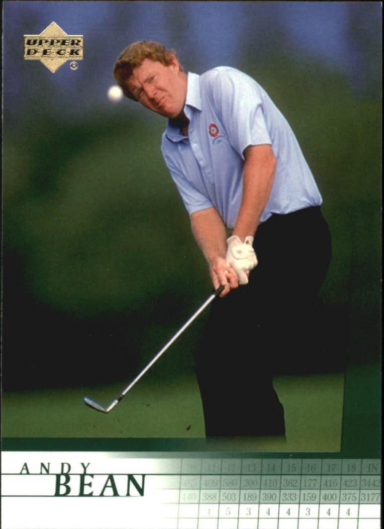 2001 Upper Deck #52 Andy Bean