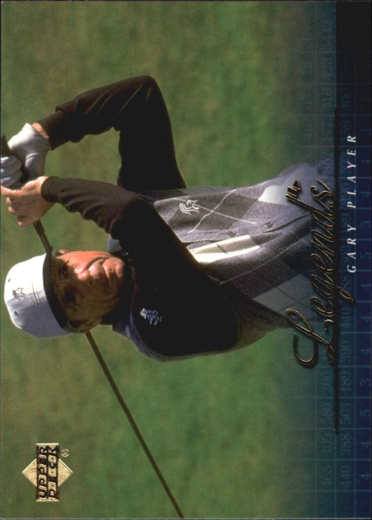 2001 Upper Deck #54 Gary Player