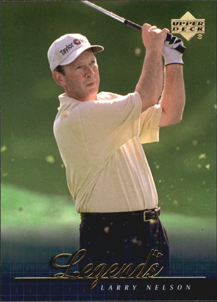 2001 Upper Deck #55 Larry Nelson