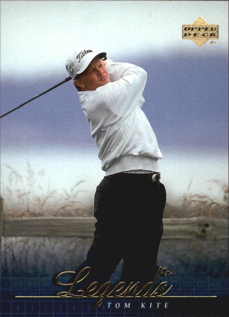 2001 Upper Deck #57 Tom Kite