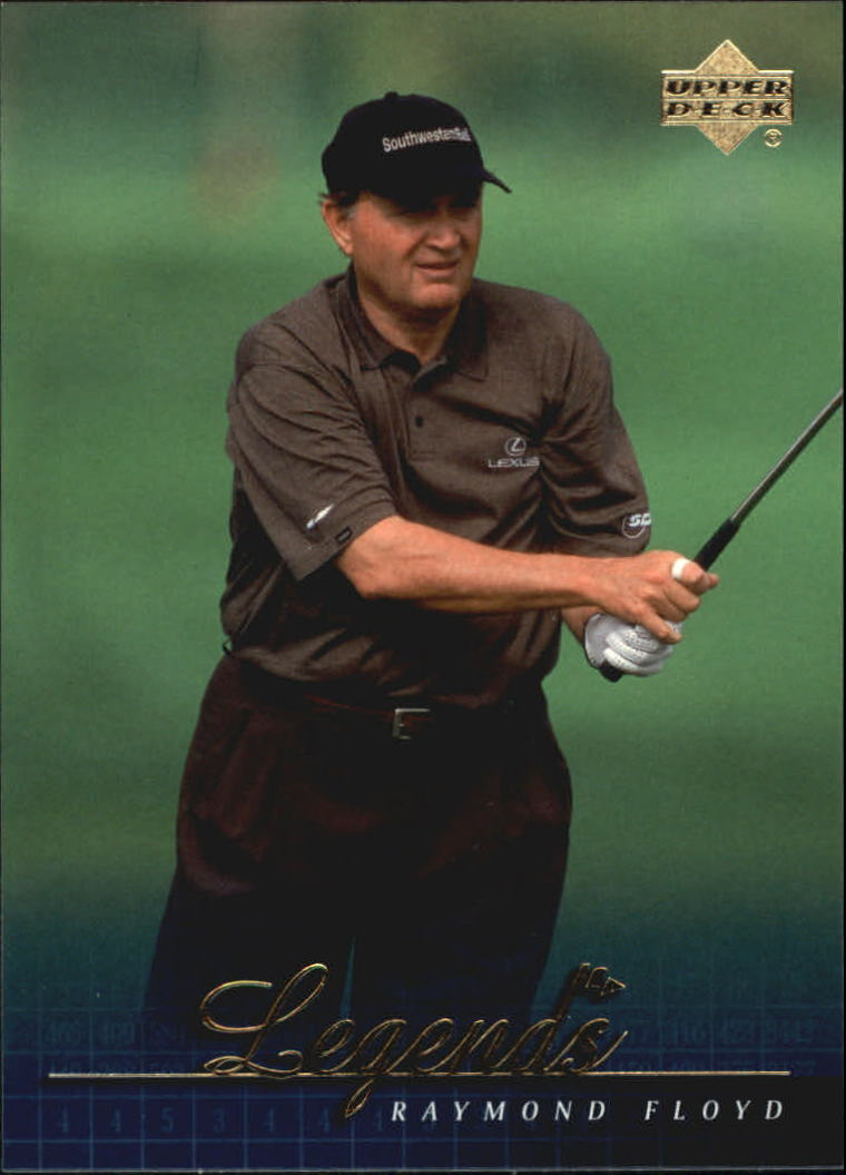 2001 Upper Deck #61 Raymond Floyd