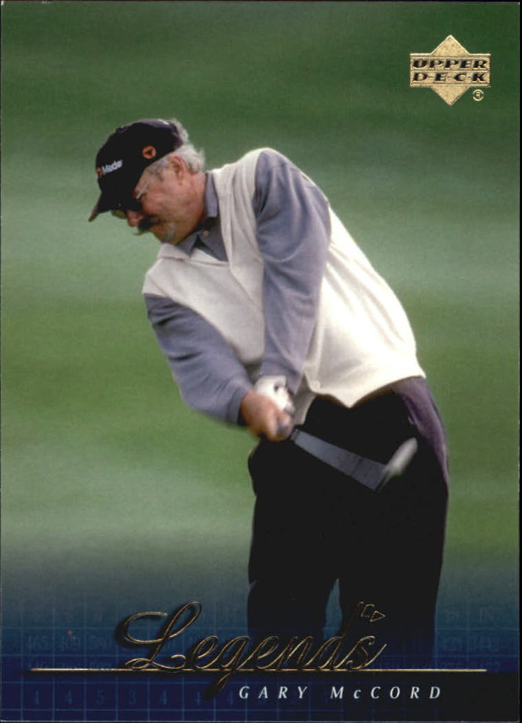 2001 Upper Deck #62 Gary McCord