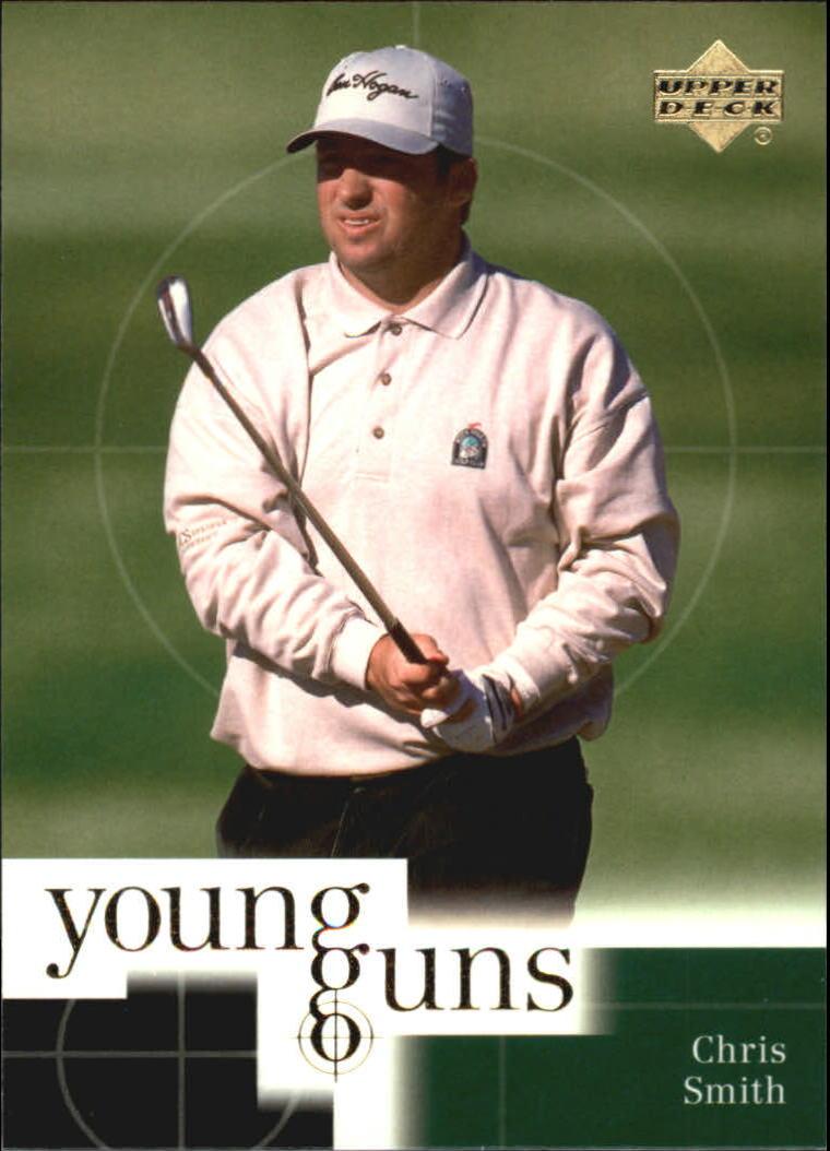 2001 Upper Deck #82 Chris Smith YG RC
