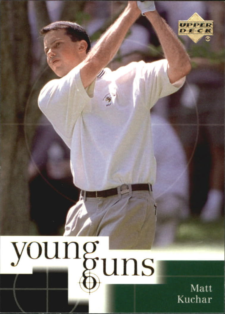 2001 Upper Deck #86 Matt Kuchar YG RC